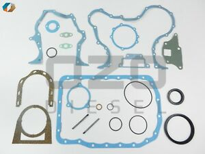 Manifold w//Gasket for Ford 3 Cyl Tractor 2000 2600 3000 3610 4000 4610 4630