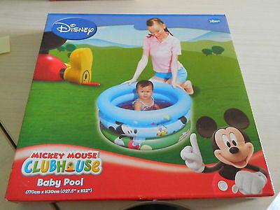 Piscina baby pool TOPOLINO