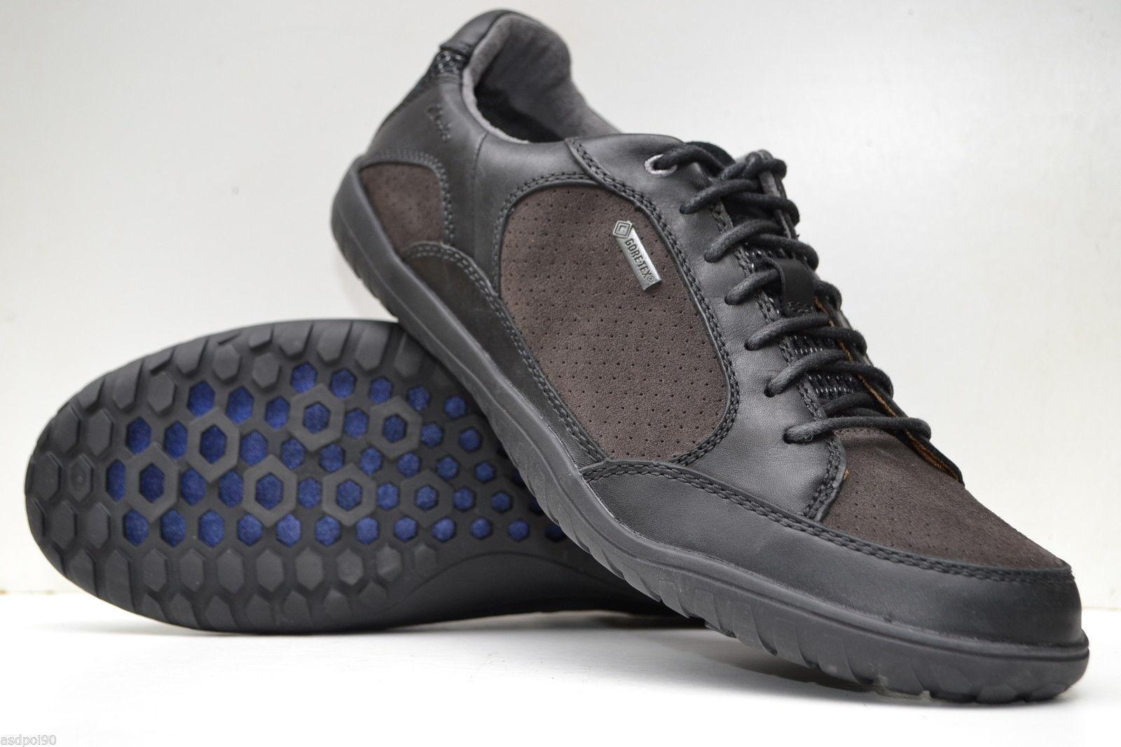 Clarks Men   REVITE FLOW GTX  Men BLACK COMBI  Blau SOLE  UK 6,7,8,9,10,11 G 1fe09e