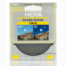 Genuine HOYA 82mm Slim CPL Circular Polarizer Polarizing CIR-PL Digital Filter