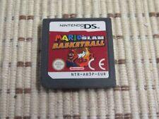 Mario Slam Basketball für Nintendo DS, DS Lite, DSi XL, 3DS ohne OVP