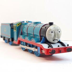 Motorized-Powerful-Angry-Gordon-Trackmaster-Thomas-Tank-Engine-TOMY