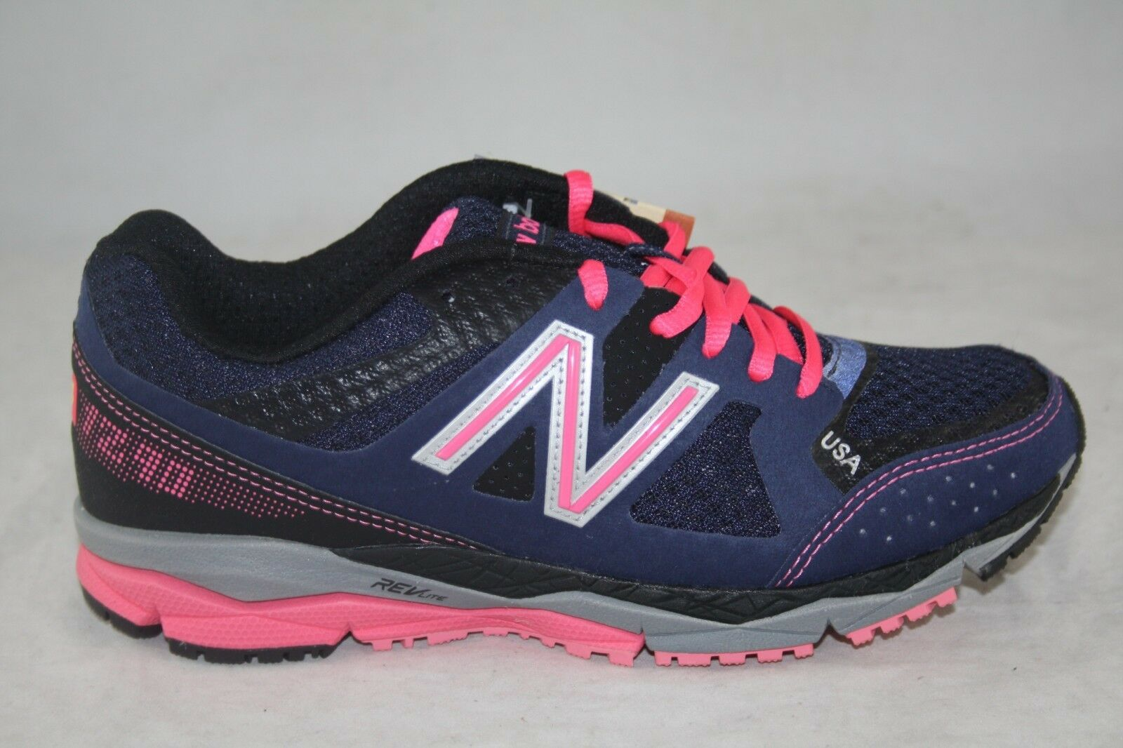 NEW BALANCE WOMEN'S  RUNNING Schuhe W1290PP USA NAVY/HOT PINK REV LITE MADE IN USA W1290PP cebbf6