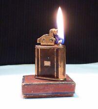 BRIQUET Tempête @ Le Follet Laque et Boite @ Fuel Lighter Feuerzeug Accendino