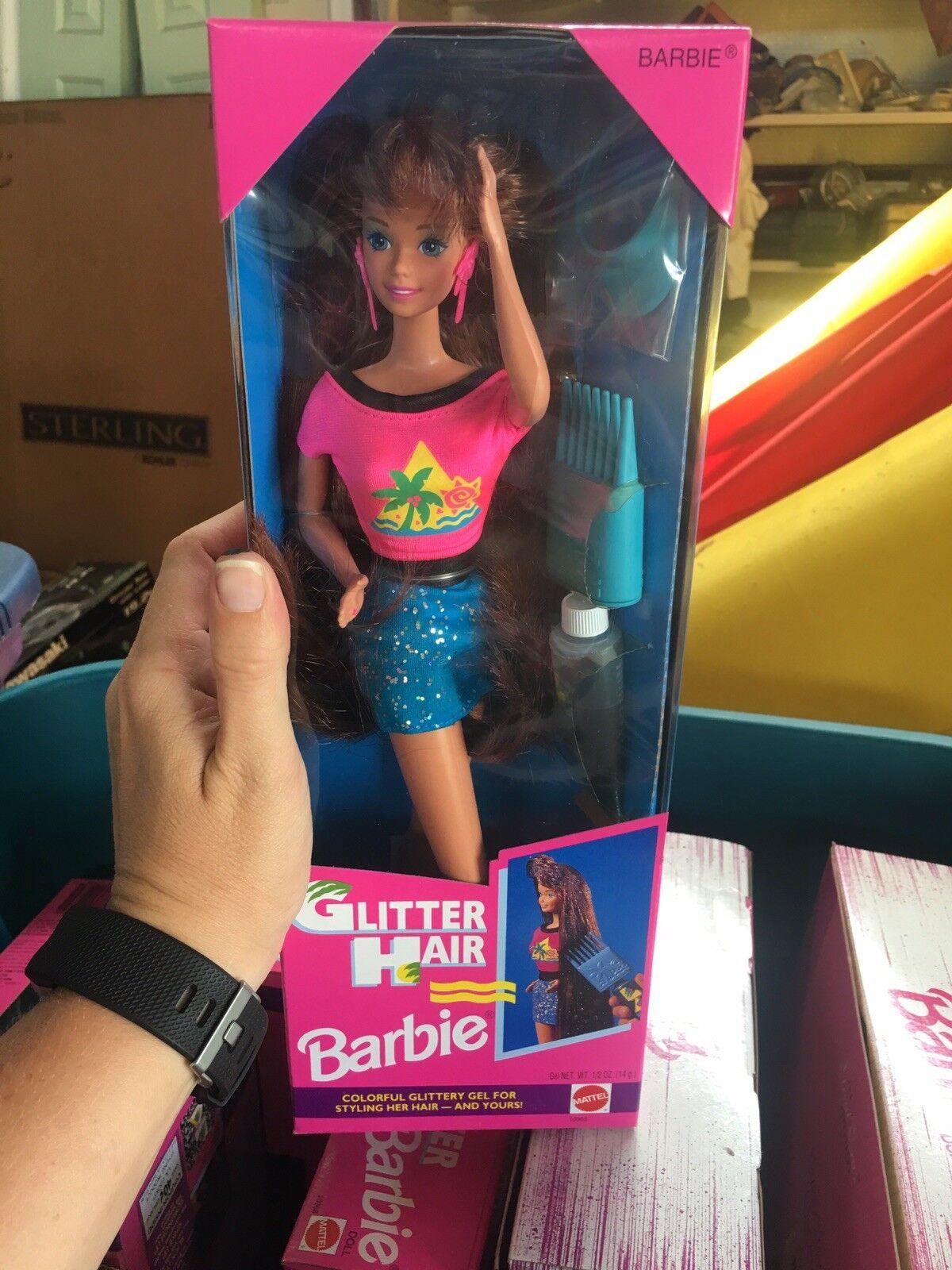 Brillo Para El Cabello De Barbie