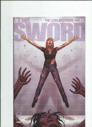 Image Comics The Luna Brothers The Sword NM-//M 2007