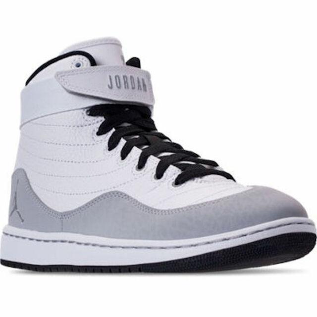 bas prix b09c3 b88f0 Men's Nike® Jordan KO 23 White/Wolf Grey Basketball Shoes Size 10.5