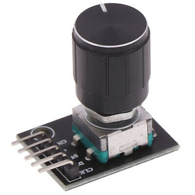 4Pcs Rotary encoder module brick sensor development for arduino KY-040  hu TEUS