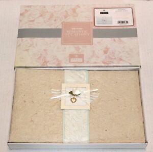 Nib Burnes Of Boston Romantic Occasions Wedding Keepsake Album