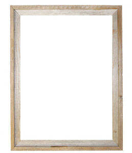 20x242 Wide Signature Reclaimed Rustic Barn Wood Open Frame No