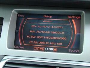 Details about Fully working and tested Audi MMI 2G High 5570 Update Disks