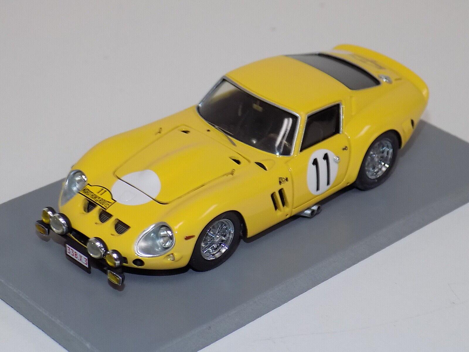 1 43 Remember Ferrari 250 GTO 1965 Nurburgring Car   11 Engine Detail RARE GP080