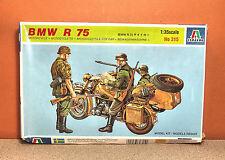 1/35 ITALERI BMW R-75 MODEL KIT #315