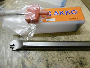 Akko S16P SCLCR 06 Bohrstange Ø16 für CCMT 0602..