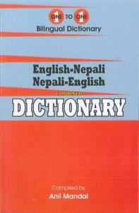 English-Nepali-amp-Nepali-English-One-to-One-Dictionary-Script-amp-Roman-Exam-Suit