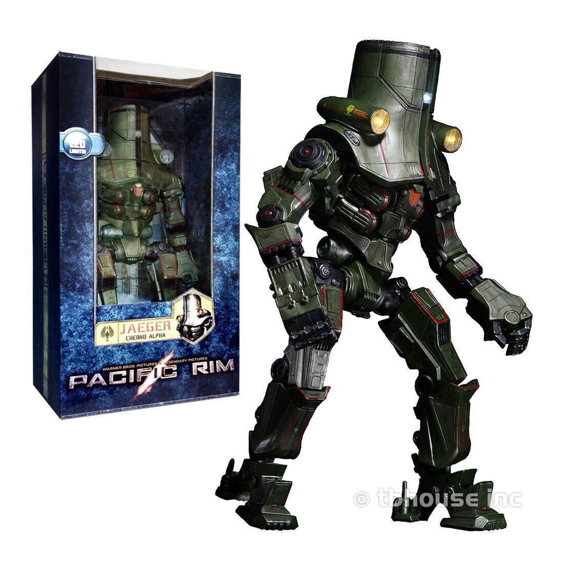 18  environs Alpha figurine PACIFIC RIM ROBOT Jaeger Kaiju MARK 4 IV NECA ÉCHELLE 1 4