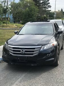 No tax HONDA CROSSTOUR awd V6 GPS CAMÉRA BLUETOOTH