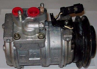 Gr A//C Compressor for 96-00 Chrysler//Plymouth Voyager Dodge Gr Caravan 77305