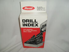 Huot Drill Index No 29 For Jobbers Drills Made In Usa Nos
