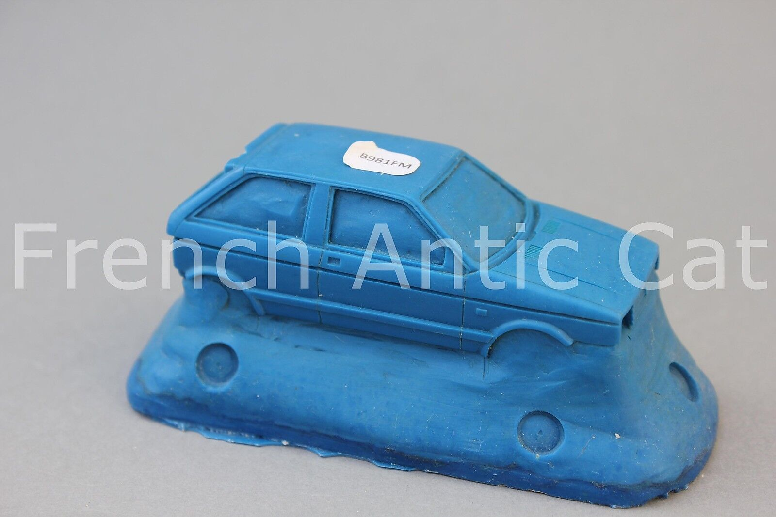 RARE Matrix Modele RESIN SEAT IBIZA 1 43 HECO Models Car Decoration FM