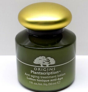 Origins Plantscription Anti Aging Treatment Lotion Moisture For