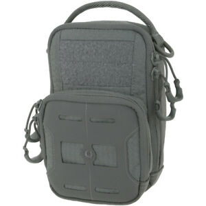 Maxpedition-Agr-Quotidienne-Essentials-Pochette-Hex-Ripstop-Armee-Poche-Gris