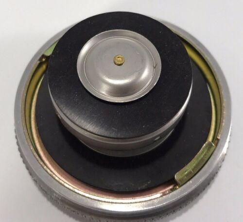 Finned Polished Cast Billet Aluminum Radiator Cap 16 Lbs Hot Rod Rat Rod Custom