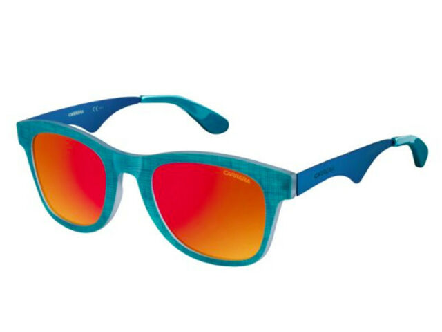 Occhiali da sole sunglasses CARRERA 6000/TX arancione blu  FTY/ZP