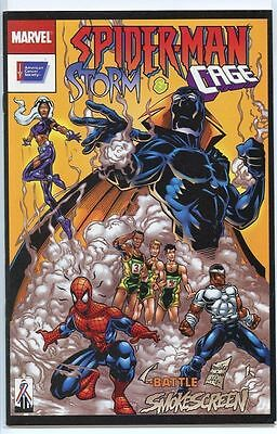 Spider-man 1990 series # 6 UPC code very fine comic book