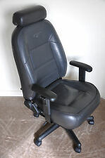 Ford Mustang Leather Car Seat Executive Manager Office Gaming Race Chair