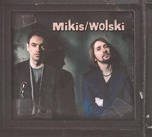 Mikis-Cupas-Adam-Wolski-Mikis-amp-Wolski-CD-digipack-sealed-POLSKA