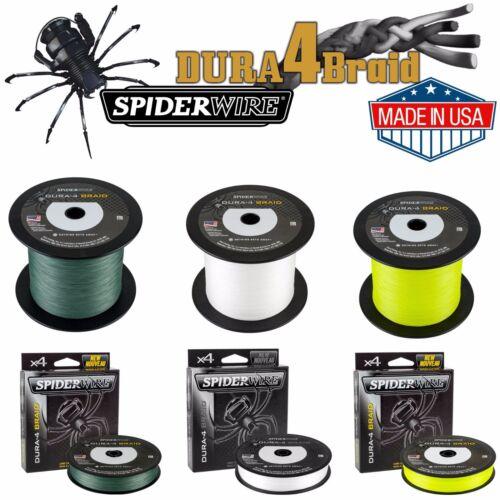 300m 0,12mm 10,5kg  Spiderwire Dura4Braid  Translucent  1m//0.067€