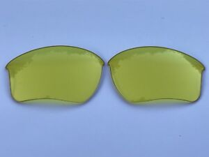 hd clear yellow night vision replacement oakley half jacket 2 0 xl rh ebay co uk