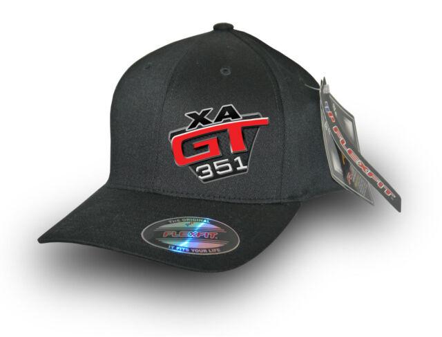 design intemporel 19bf2 c54fa XA FALCON GT 351 FLEXFIT CAP Black