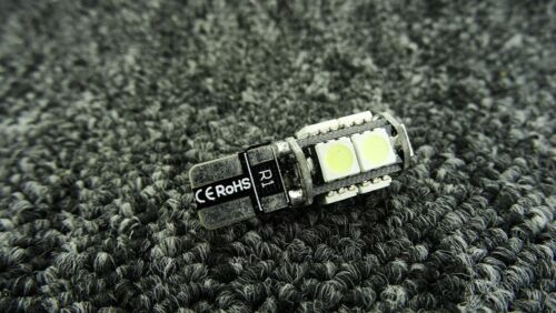 CHEVROLET SMD LED CANBUS ERROR FREE XENON WHITE CAR SIDE LIGHT BULBS 12V