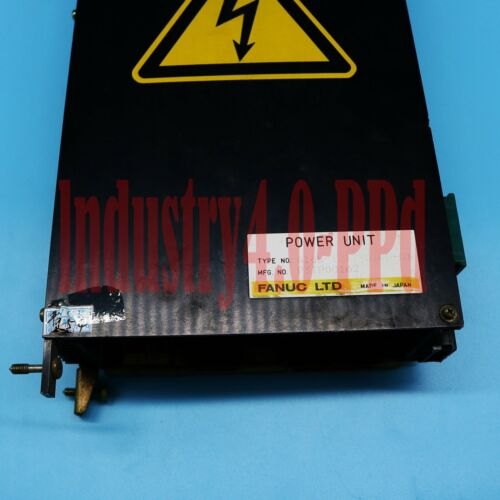 1PC USED FANUC A16B-1212-0100-01 Power Supply In Good Condition