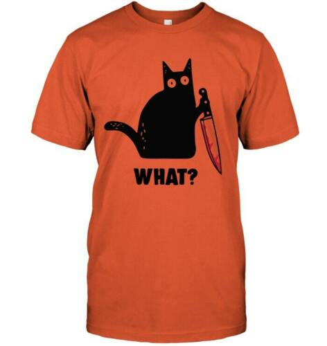 What T-shirt Funny Cat