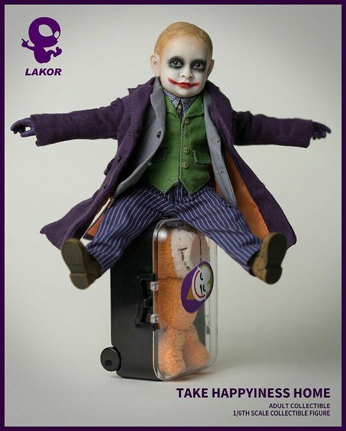 World Box Lakor Baby 1 6 Scale Scale Scale Boy Joker Take Happiness Home Figure Body Toys 1b7b74
