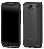 Puregear Slim Shell Black/clear Case Cover For Motorola Droid Turbo Xt1254 on sale