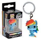 My Little Pony G4 Funko Pocket Pop Keychain - Rainbow Dash