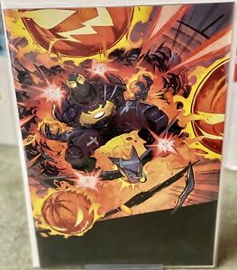 VENOM-26-2nd-PRINT-IBAN-COELLO-VIRGIN-Exclusive-Variant-NM-Sold-Out