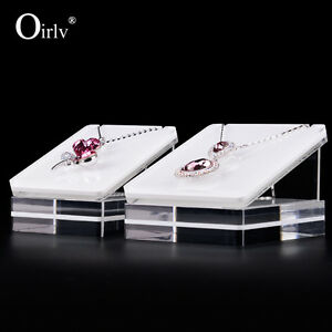 Oirlv-Acrylic-Jewelry-Display-Stand-for-Necklace-Pendant-Trad-Showcase-Holder