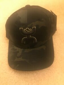 Hooey Hat Youth Grey /& White Mesh Cactus Ropes Flexfit Ball Cap CR051-Y