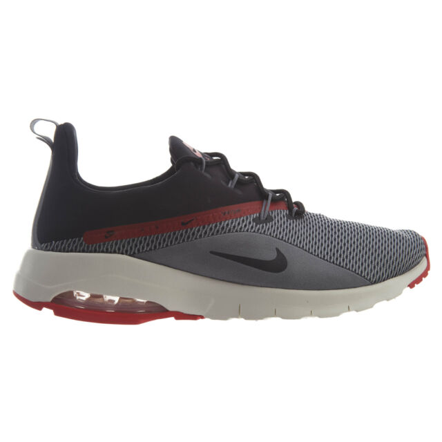 timeless design ba9e2 5c95f Nike Air Max Motion Racer 2 Mens AA2178-004 Black Grey Running Shoes Size 10