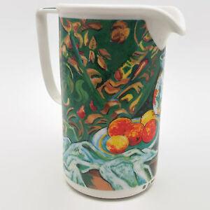 Chaleur-D-Burrows-Cezanne-Still-Life-Ceramic-Pitcher