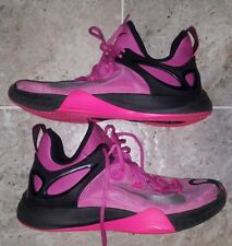 pretty nice 3dcd2 947af 2015 Nike Zoom Hyperrev THINK PINK 705370-606 Kay Yow Basketball Shoes  Men s 8.5