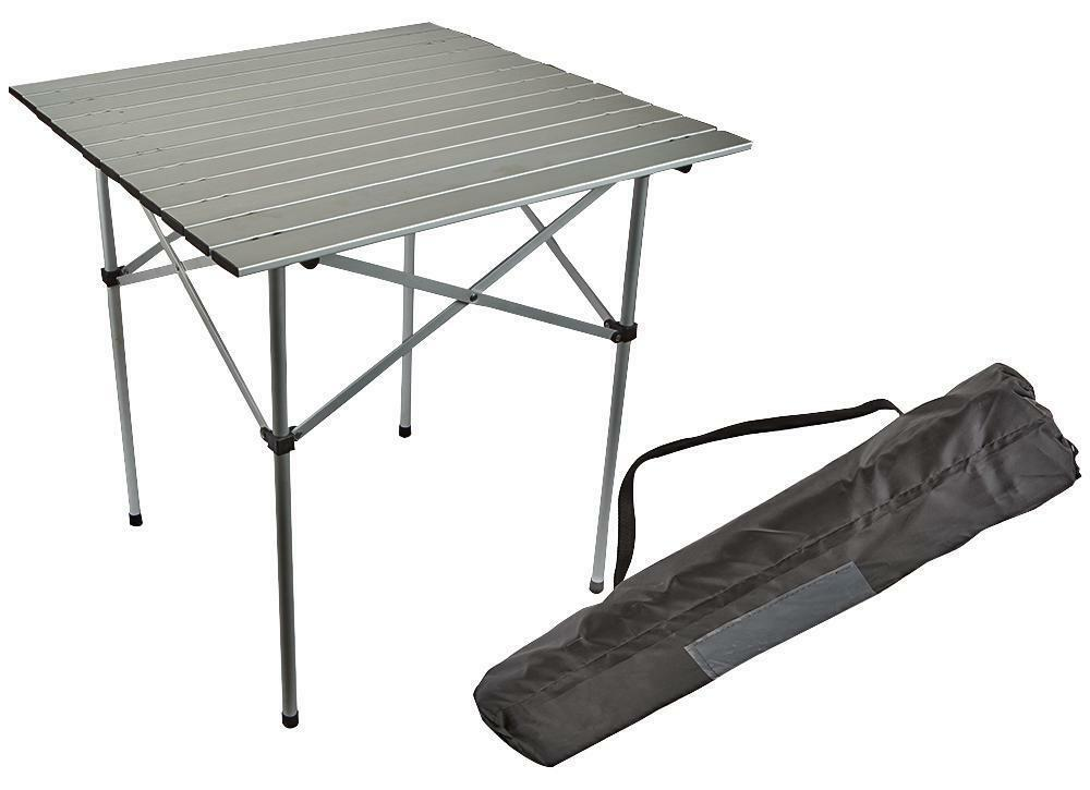 Summit - 635004 - Roll Top Table, 70x70cm