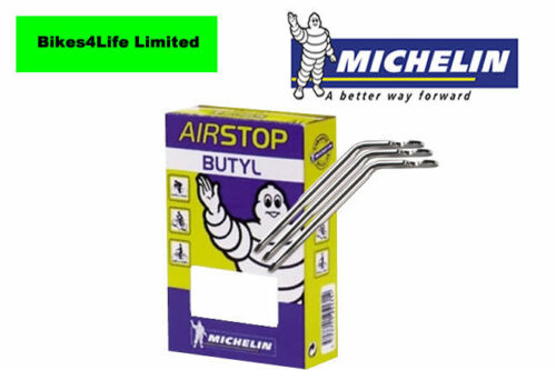 40mm Presta Valve Michelin Airstop ROAD Cycle Tube 700 x 25-32