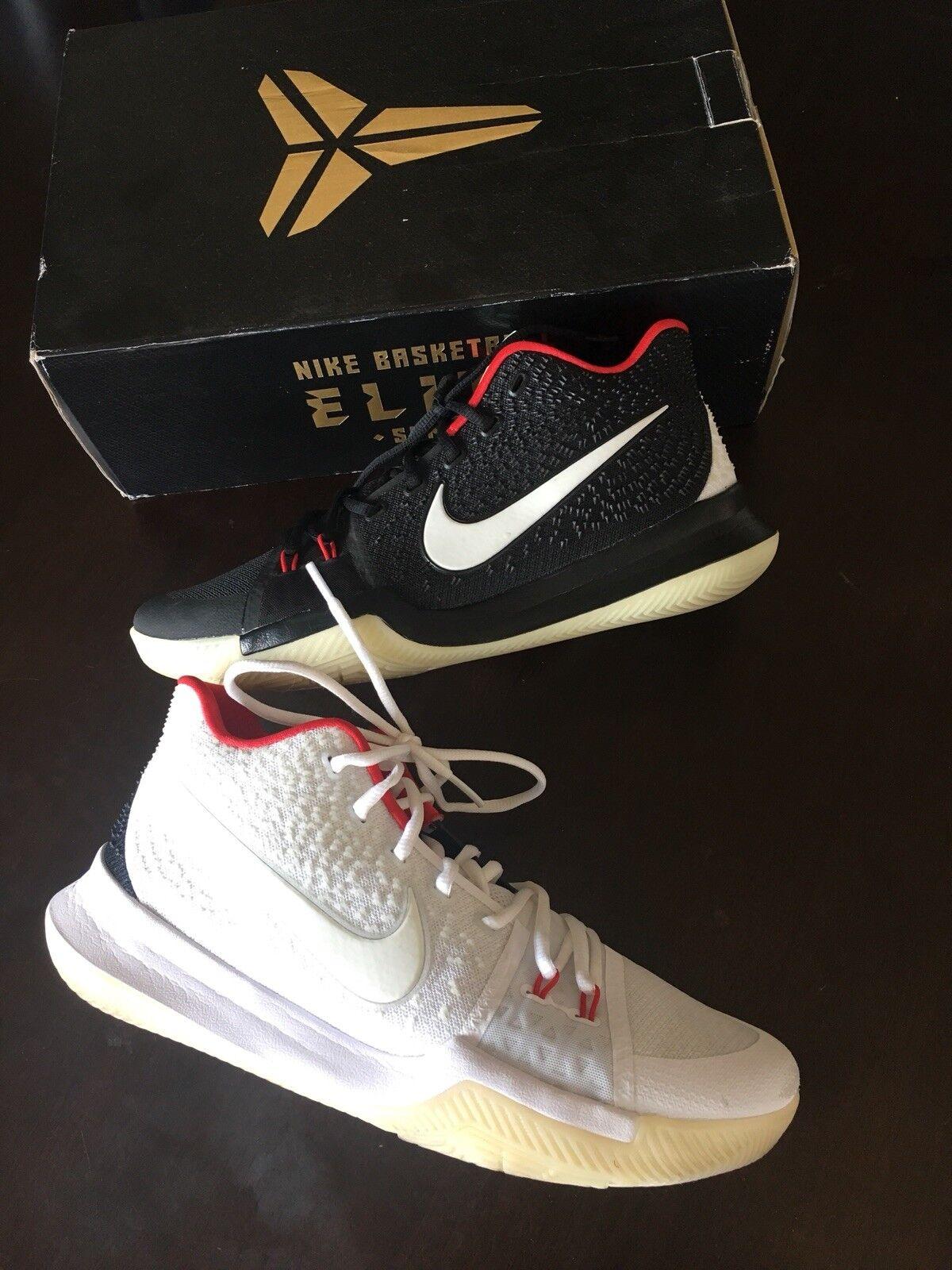 Nike Kyrie 3 Premium Id Asia Tour Uncle Drew