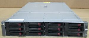 HP-Modulaire-MSA60-Smart-Baie-2U-Sata-12-baies-1x-SAS-I-O-Module-399049-001